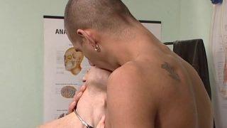 Cours d'anatomie poussé